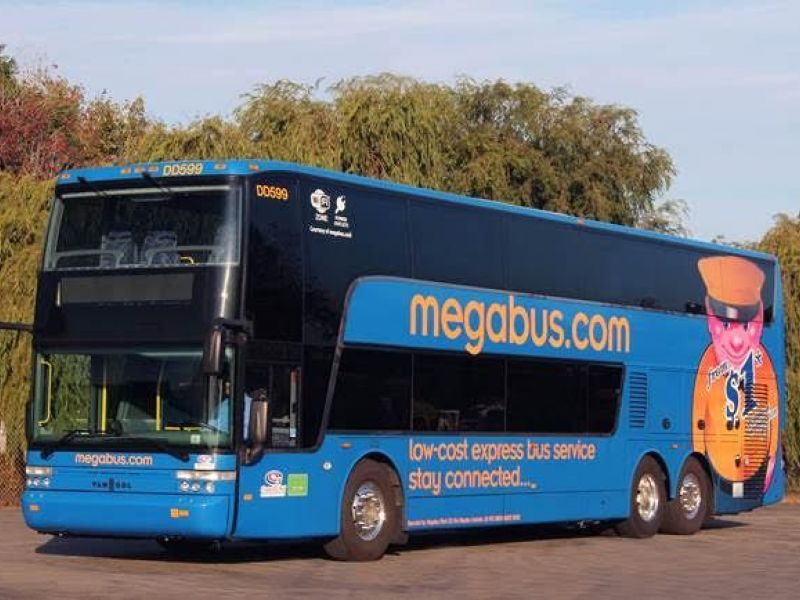 Megabus Offering 1 Fares To Various Texas Destinations In