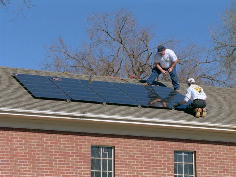 It Is Easy Being Green Lack Of Solar Storage Home Units