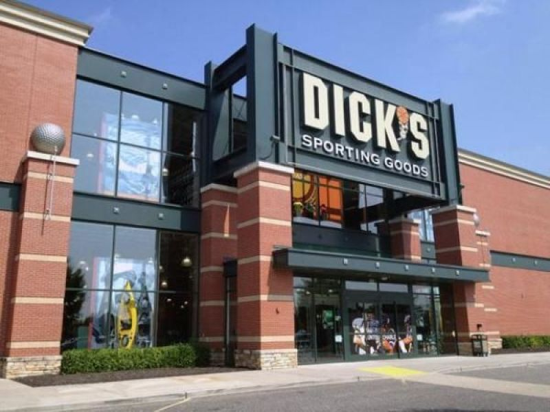 Can com dick goods retailer sporting