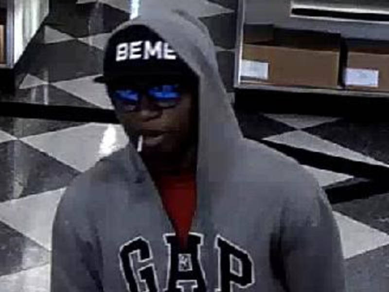 Austin Police Release Photo Of Bank Robbery Suspect North Austin