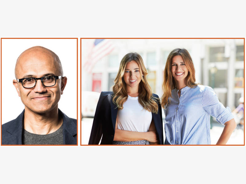 ut austin livestream microsoft ceo theskimm founders talk tech