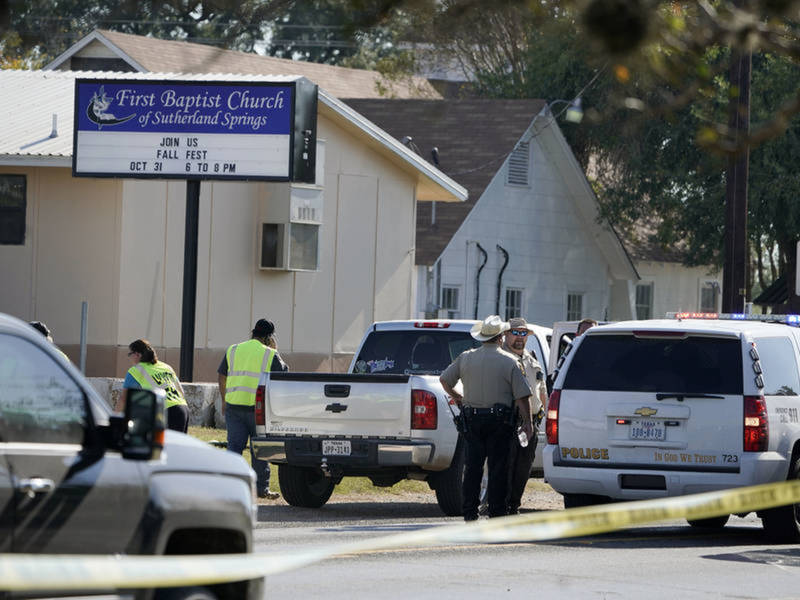 Apple Served Search Warrant To Unlock Texas Church Gunman S Phone
