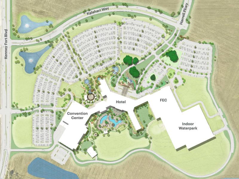 Kalahari Resorts Closer To Reality In Round Rock Round