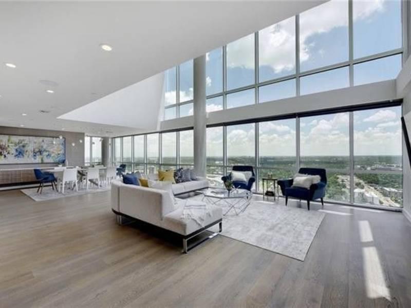 Austin top texas city with million dollar homes downtown for Idea homes austin
