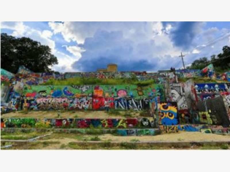 Downtown Austin Graffiti Park Relocation Postponed | Downtown Austin ...