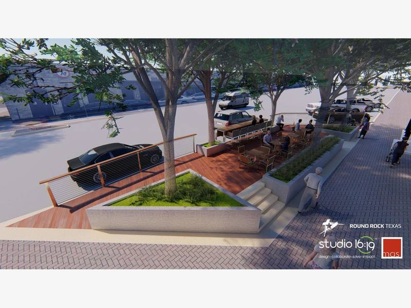 Final Design In For East Main Street Improvements Round Rock