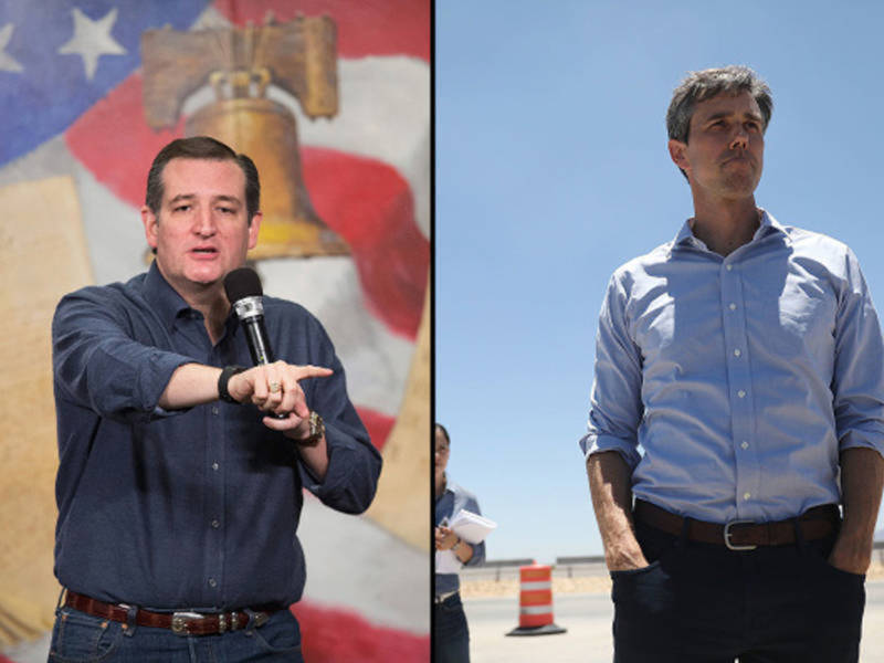 Cruz-O'Rourke Round Two: U.S. Senate Hopefuls Debate Tuesday