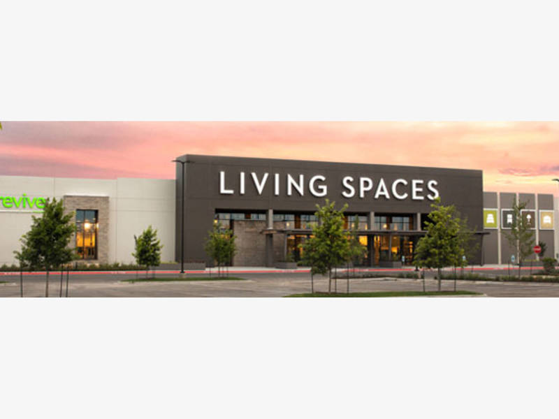 spurs greats to help open new 39 living spaces 39 furniture store san antonio tx patch. Black Bedroom Furniture Sets. Home Design Ideas