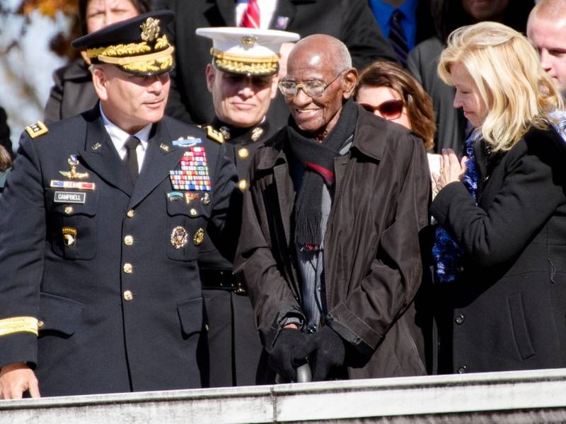 Nation's Oldest WWII Veteran Dies In Austin At 112 | East ...