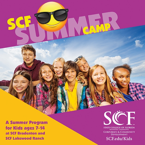 Summer Camp Directory For Tampa Clearwater St Petersburg: SCF To Offer Summer Camp Program For Students Ages 7-14