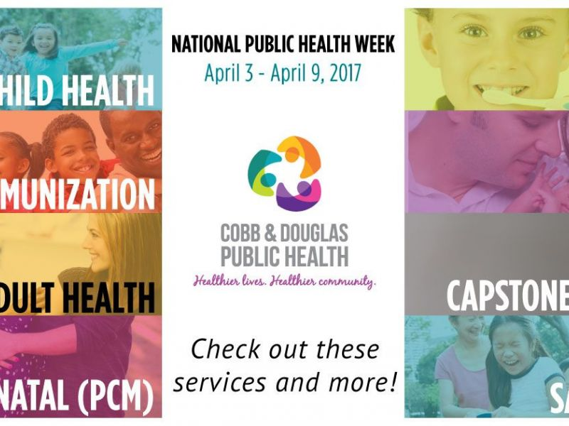 Celebrate National Public Health Week by Using These Cobb ...