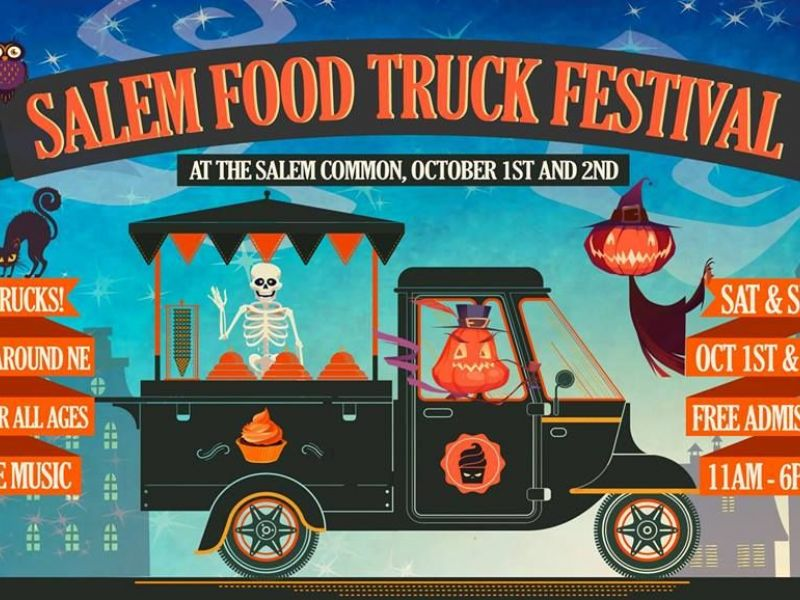 Salem Food Truck Festival Vendors Schedule And More Salem Ma Patch