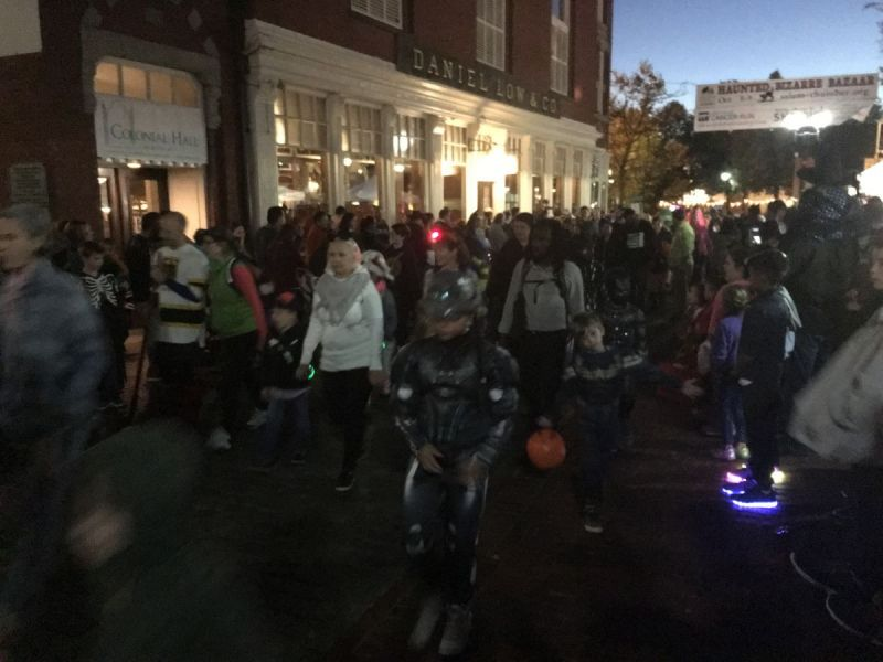 Salem Halloween Weekend Survival Guide: Everything You Need to ...