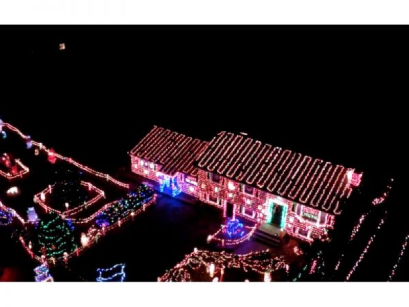 Where to See Holiday Lights Near Woburn | Woburn, MA Patch