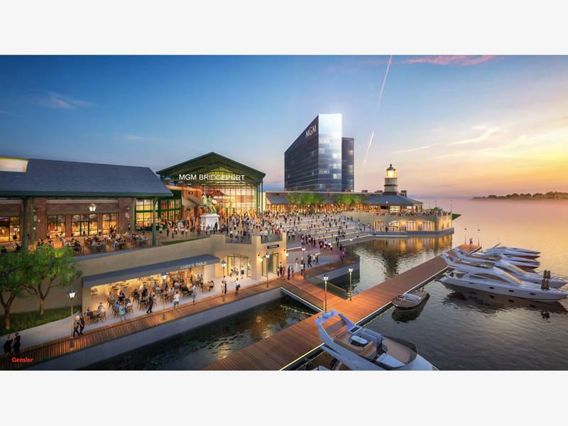 Bridgeport Casino: MGM Announces Plans Touting $300