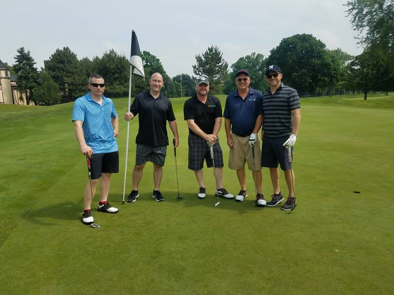 Park Ridge And Morton Grove Host Golf Outing Park Ridge Il Patch