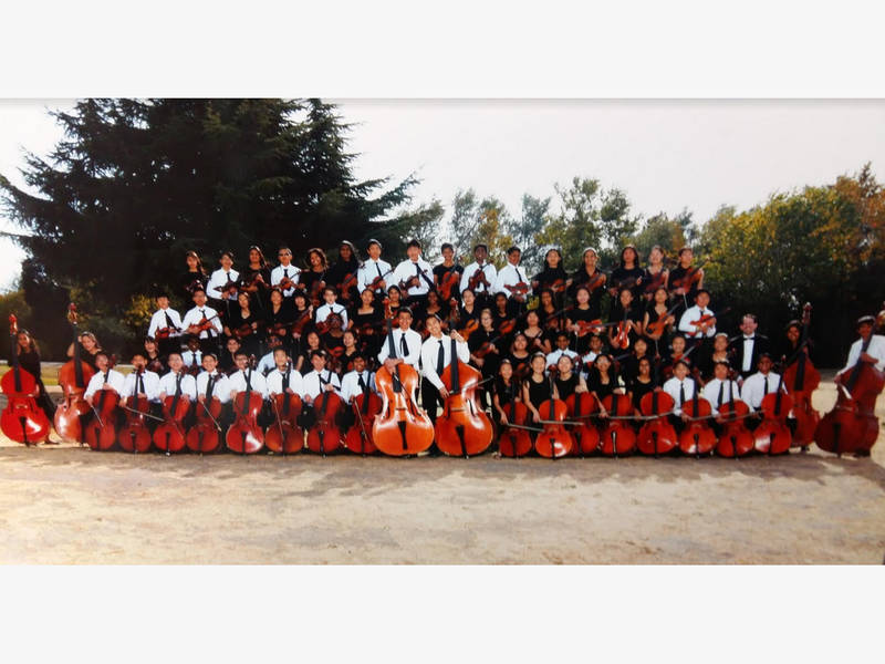 39ba2862783 Hopkins Orchestra  National Festival s Only California Group ...