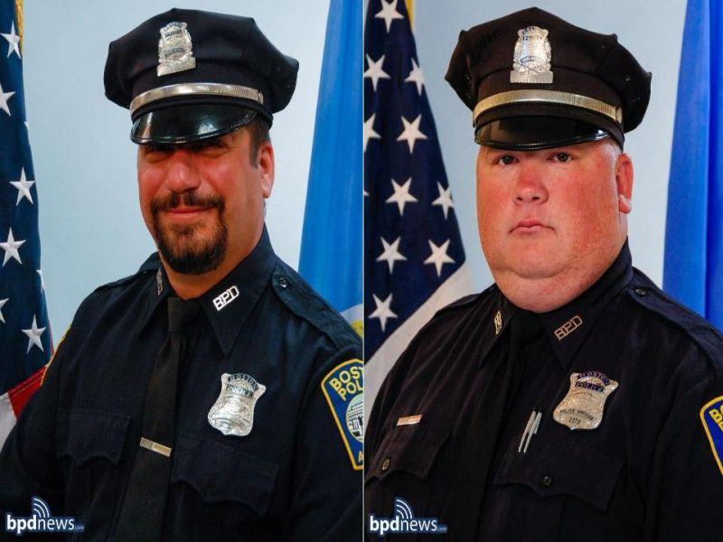 ... East Boston Police Shooting: Injured Officers Identified-0 ...
