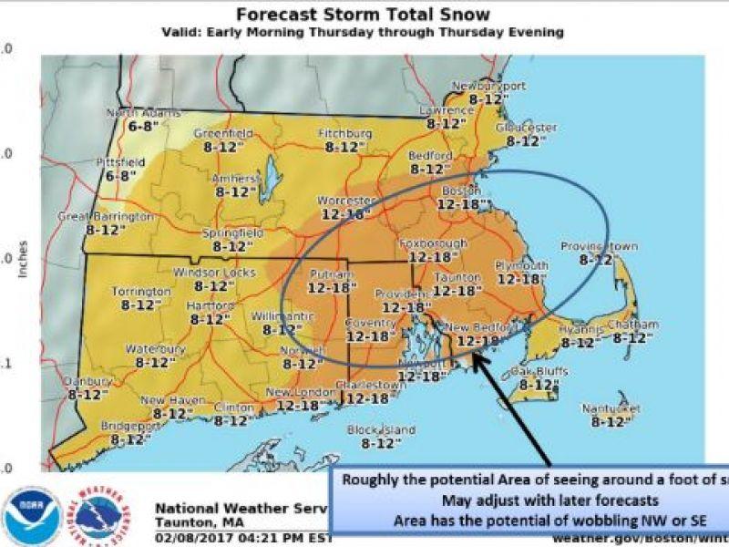 Boston weather forecasts and news | Boston.com