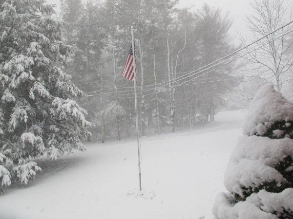Massachusetts Weather Forecast Worst Still to Come When Will the Snow Stop? Hour-by-Hour