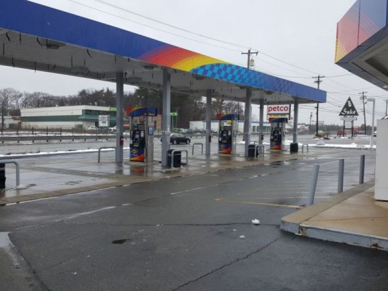 Plymouth County Woman Killed By Own Car At Gas Station