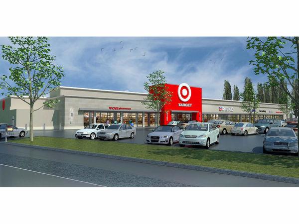 Medford Target Announced
