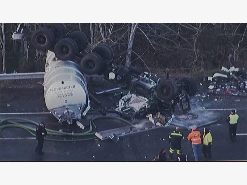 Fairhaven Police Car Crash Nov