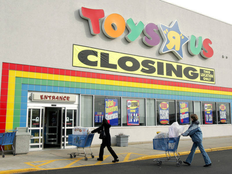Everything Must Go Ma Toys R Us Babies R Us Closing Sale