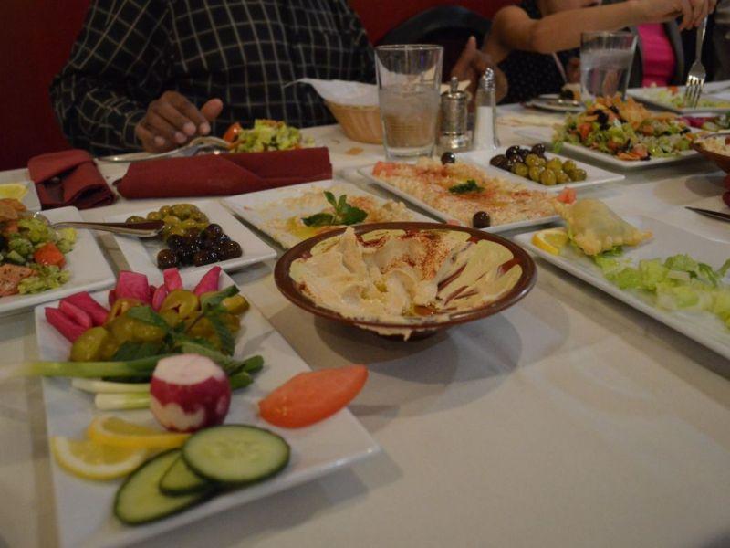 Gov Gina Raimondo Shares Dinner With Syrian Refugees Cranston Ri Patch