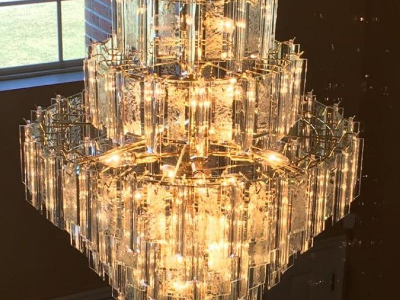 Leave chandelier cleaning up to the professionals chandelier leave chandelier cleaning up to the professionals chandelier cleaning holmdel mozeypictures Gallery