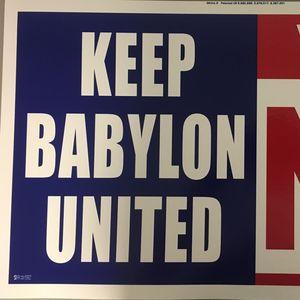 Rally to Keep Babylon United