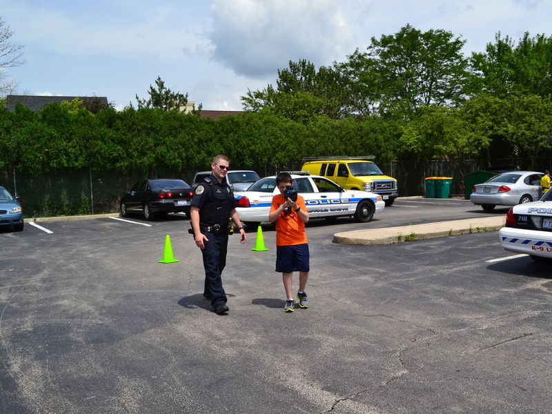 buffalo grove police department offers junior police academy