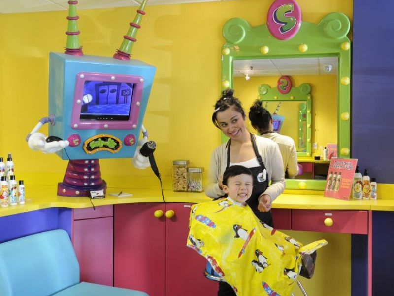 Snip Its Opens Cutting Edge Kids Salon In Fairfax Fairfax City Va