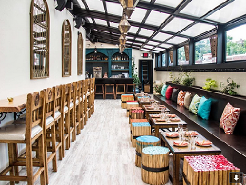 Latin Asian Fusion Restaurant Sakerum Opens Monday In Dc Washington Patch