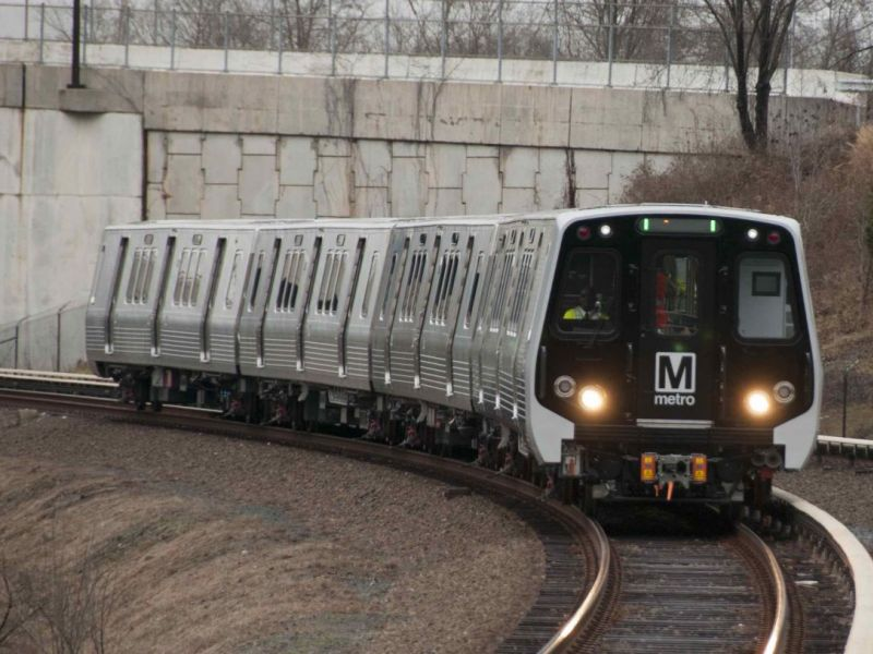 Metro Surge 10 is Coming to the DC Red Line, and it's Going to be