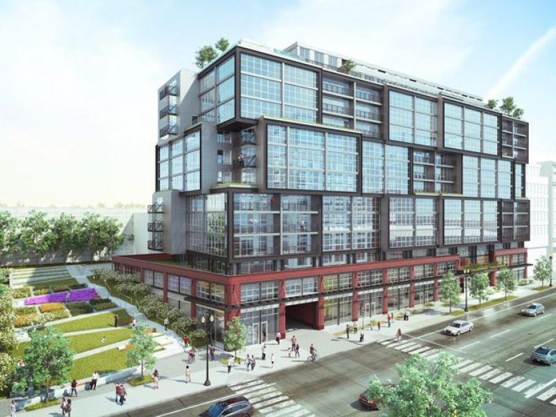 Huge $100 Million Apartment Complex Coming To Northeast DC