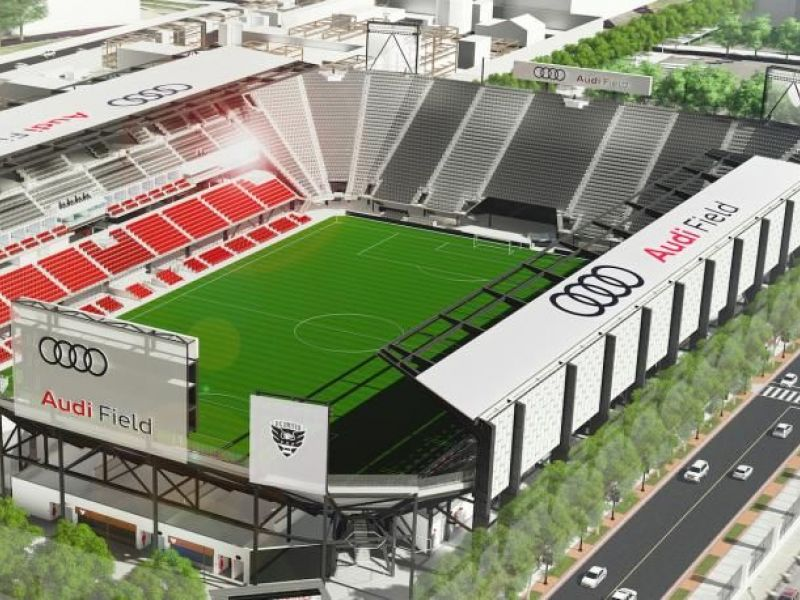 Dc United To Start Building New Stadium In Days