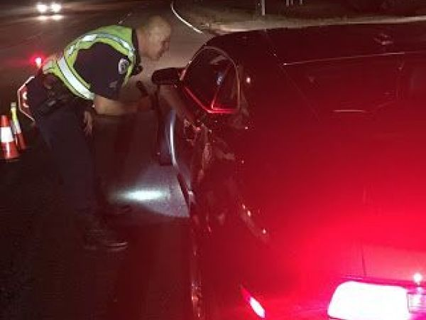 Mandeville Police to run sobriety checkpoint Thursday night