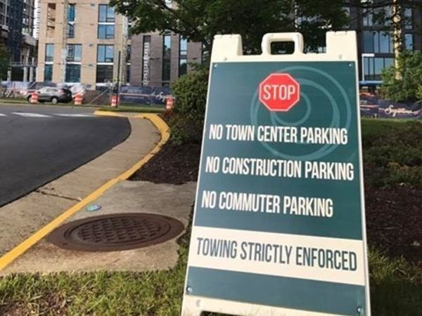 Boston Properties: Reston Construction Workers Have Ample Parking, We've Handled It