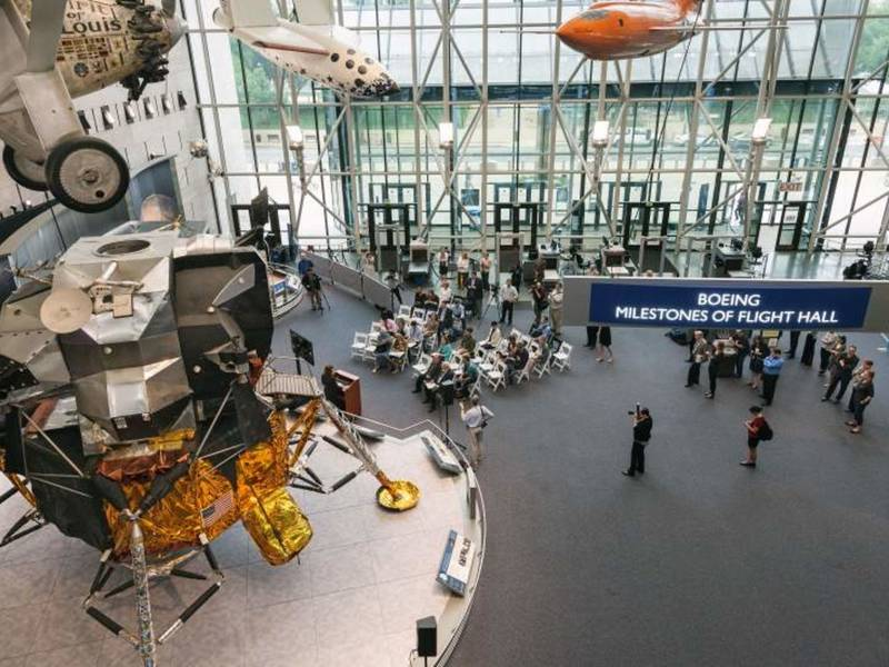 Huge 900 Million Renovation Coming To Air Space Museum Next