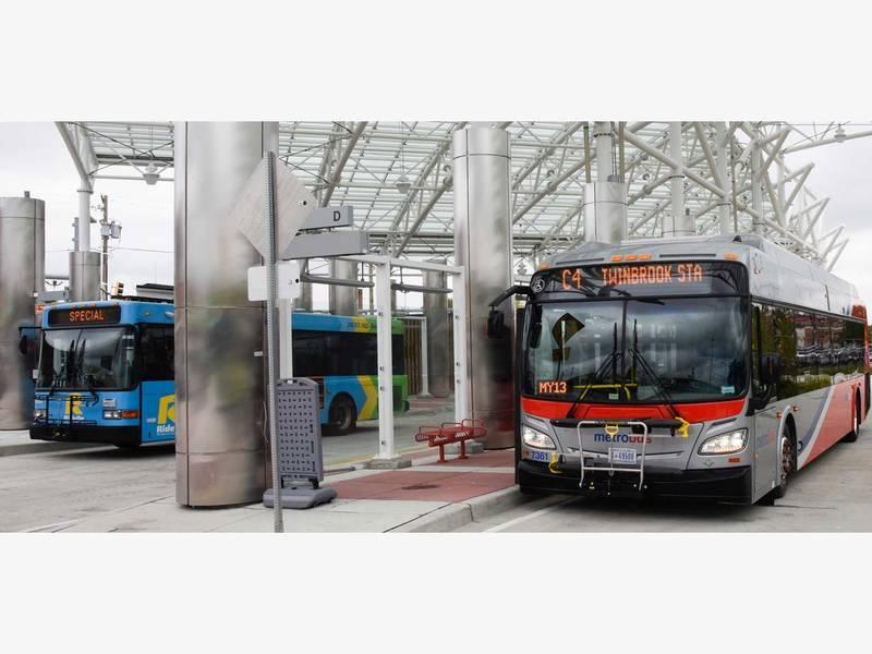 Major Arlington Metrobus Route Eliminated Arlington Va