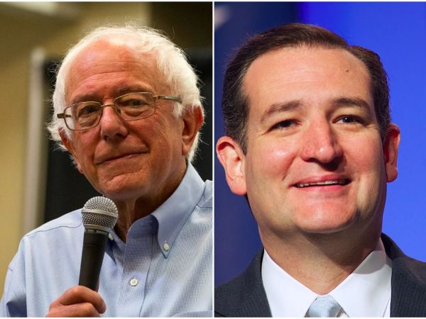 Watch Bernie Sanders and Ted Cruz debate ObamaCare in 90 seconds