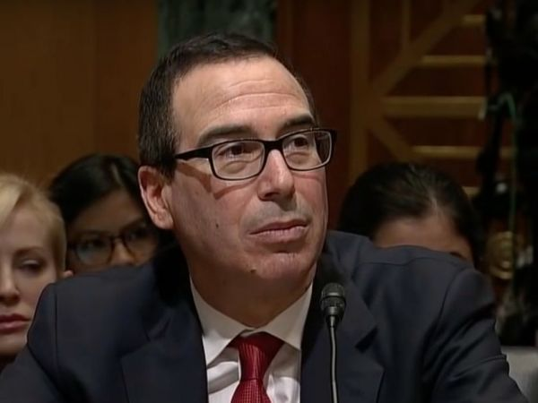 US Senate Expected to Confirm Mnuchin as Treasury Secretary