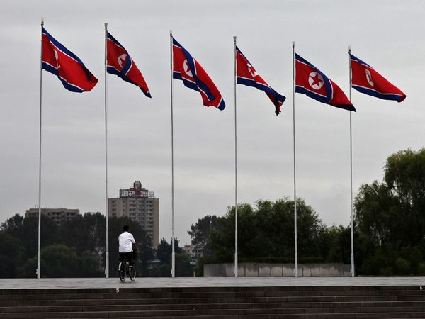 North Korea sends protest to US Congress over sanctions
