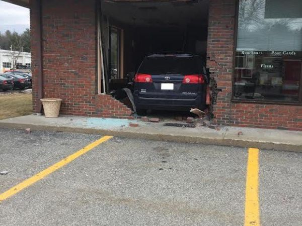 Car crashes into acton nail salon acton ma patch for Acton nail salon