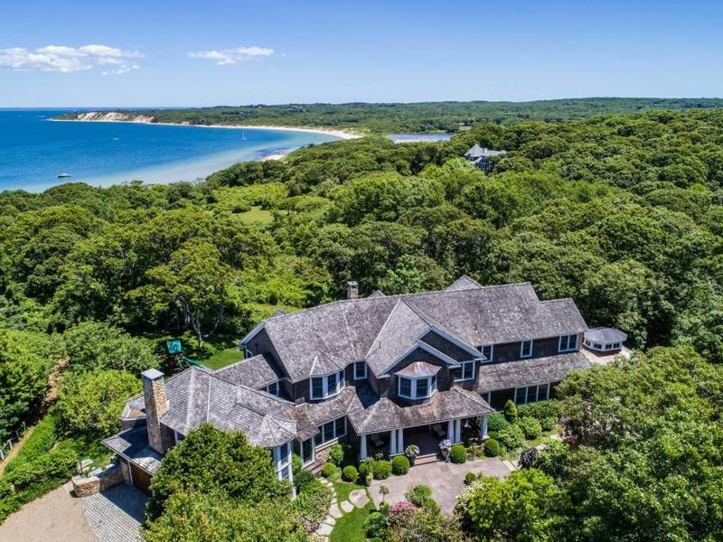 $30M Martha's Vineyard Home Is Priciest For Sale   Martha ...