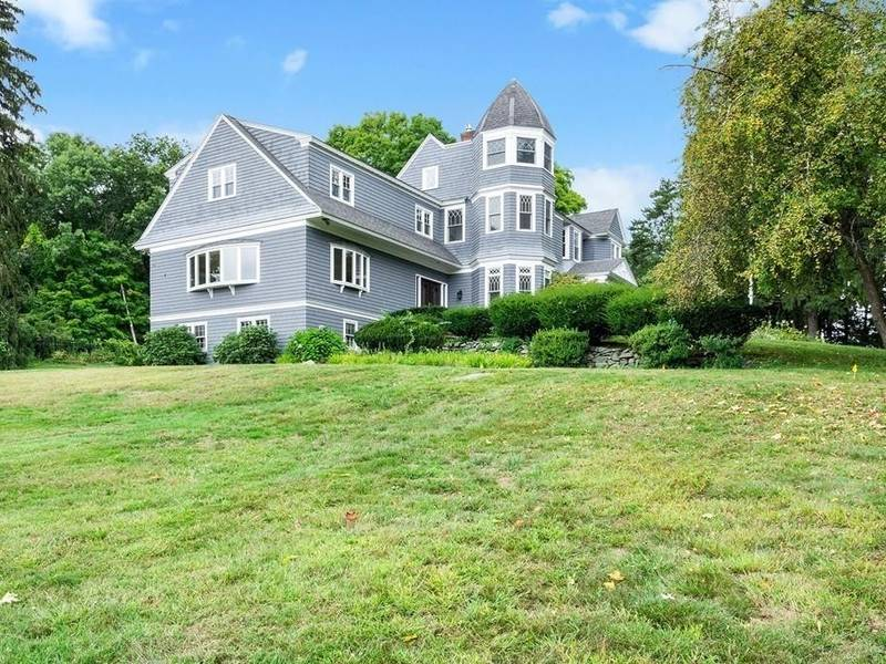 Chelmsford Home Of The Week: $860K Colonial With Pool, Hot Tub