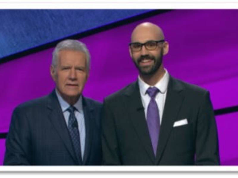 Somerville Resident To Compete On 'Jeopardy!'
