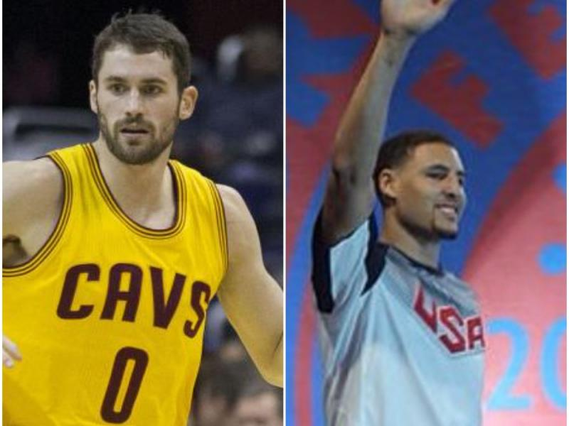 NBA Finals: Kevin Love Got The Ring, Klay Thompson Won the ...