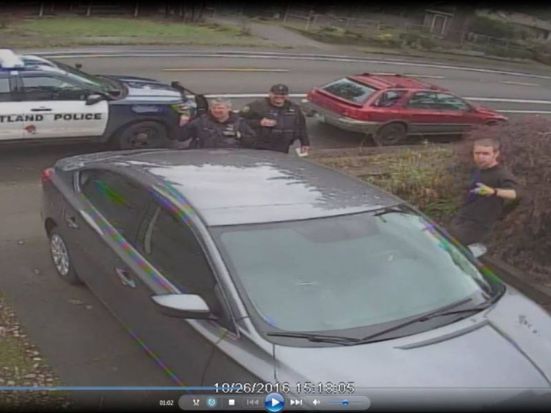 Pictures Show Portland\'s Accidental Subaru Thief Returning the Car ...